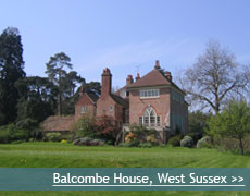 balcombe house, east sussex