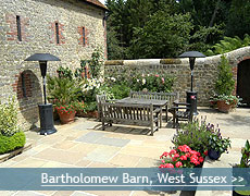 bartholomew barn, sussex