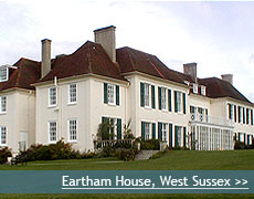 Eartham House, West Sussex