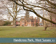 handcross park, east sussex
