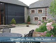upwaltham barns, west sussex